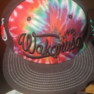 Other - Wakarusa 420 LE Grassroots Hemp snap back hat